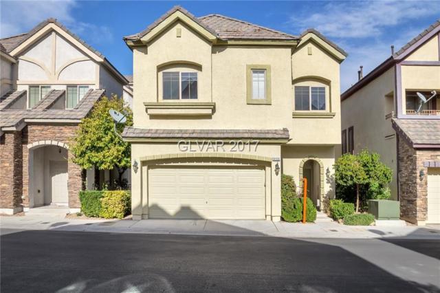 9156 Whitekirk, Las Vegas, NV 89145 (MLS #1941501) :: Realty ONE Group