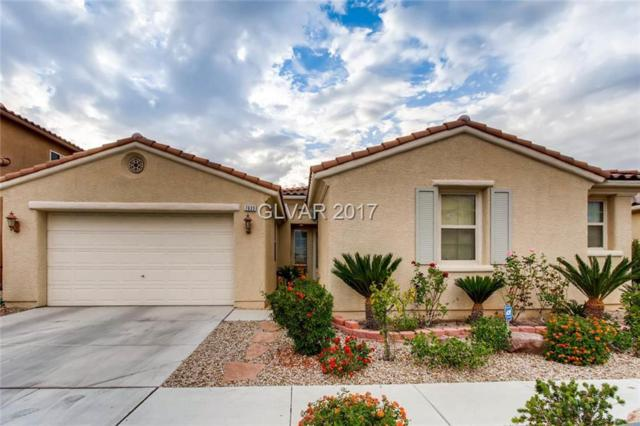 7633 Cascade Ridge, Las Vegas, NV 89113 (MLS #1941951) :: Realty ONE Group
