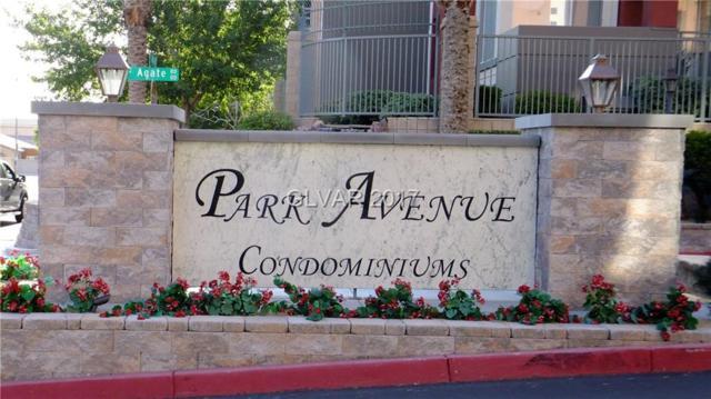 59 Agate #304, Las Vegas, NV 89123 (MLS #1943081) :: Signature Real Estate Group