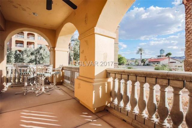 20 Via Mantova #103, Henderson, NV 89011 (MLS #1944564) :: The Snyder Group at Keller Williams Realty Las Vegas