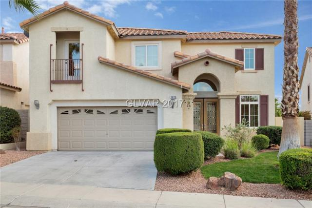 1613 Sabatini, Henderson, NV 89052 (MLS #1944614) :: Realty ONE Group