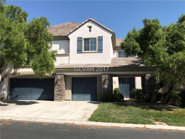 9520 Chalgrove Village, Las Vegas, NV 89145 (MLS #1945224) :: Realty ONE Group