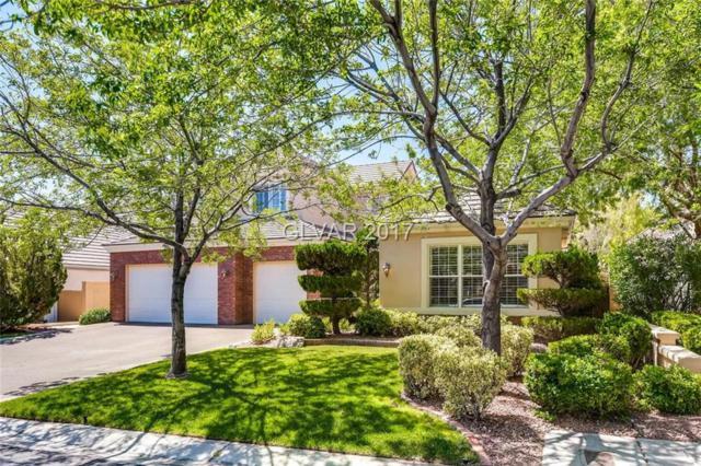 9609 Camden Hills, Las Vegas, NV 89145 (MLS #1945356) :: Realty ONE Group