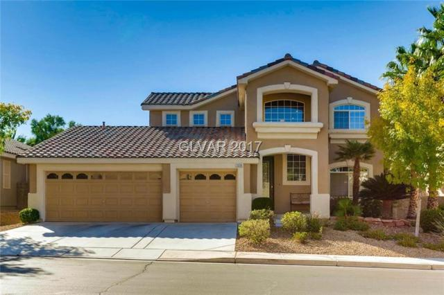 1339 Dream Valley, Henderson, NV 89052 (MLS #1945833) :: Realty ONE Group