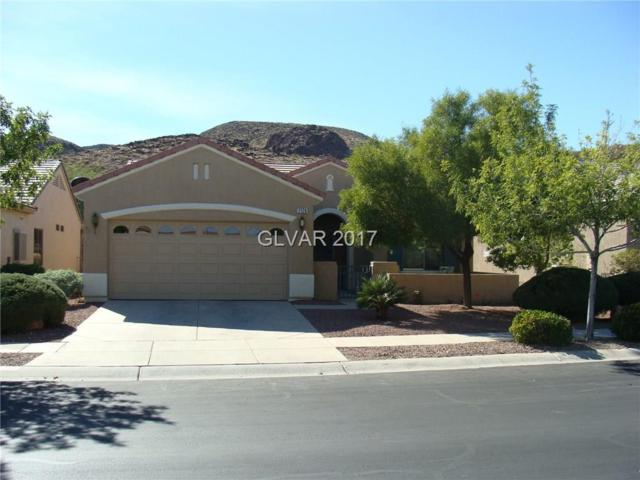 2129 King Mesa, Henderson, NV 89052 (MLS #1946463) :: Realty ONE Group