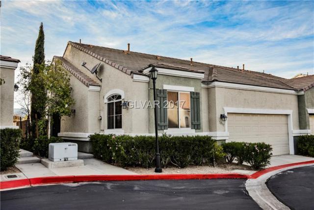 1037 Collingtree, Las Vegas, NV 89145 (MLS #1946572) :: Realty ONE Group