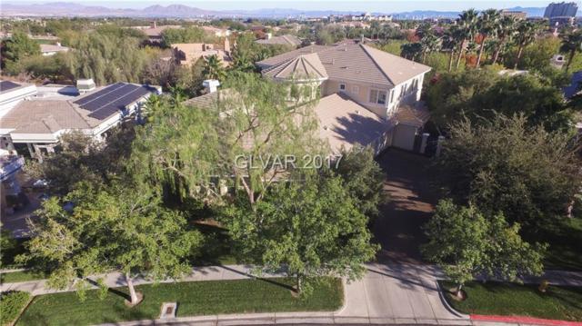 644 Canyon Greens, Las Vegas, NV 89144 (MLS #1946632) :: Realty ONE Group