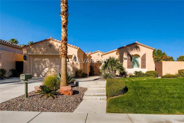 11452 Snow Creek, Las Vegas, NV 89135 (MLS #1946669) :: Realty ONE Group