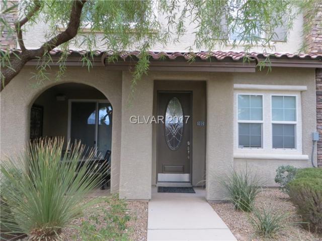 8491 Classique #102, Las Vegas, NV 89178 (MLS #1947101) :: Signature Real Estate Group