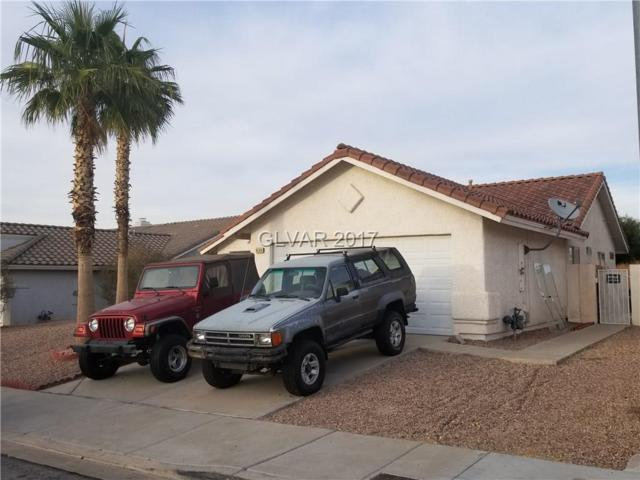 838 Woodtack Cove, Henderson, NV 89002 (MLS #1947223) :: The Snyder Group at Keller Williams Realty Las Vegas