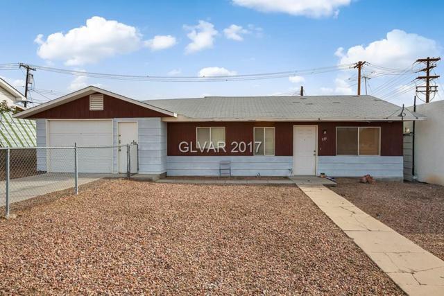 533 I, Boulder City, NV 89005 (MLS #1947502) :: Signature Real Estate Group