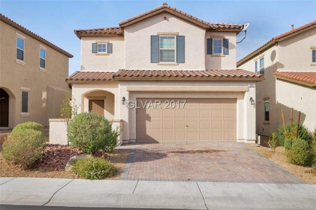 969 Via Del Campo, Las Vegas, NV 89011 (MLS #1947581) :: Realty ONE Group