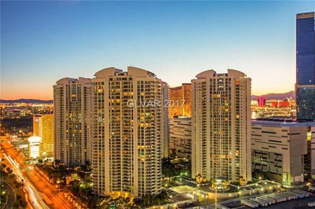 2777 Paradise #803, Las Vegas, NV 89109 (MLS #1947786) :: Trish Nash Team