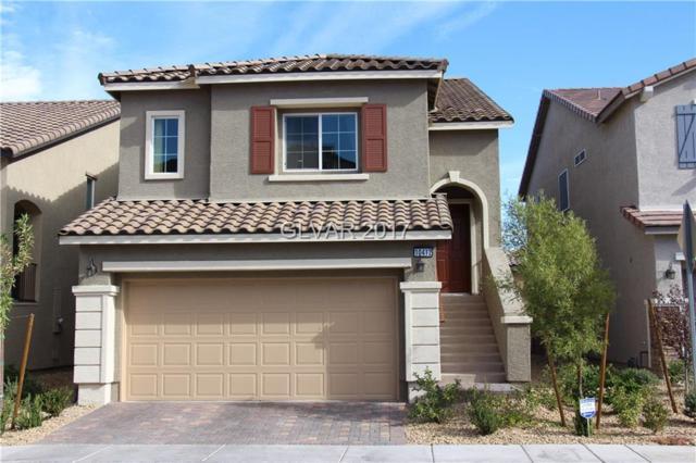 10412 Forked Run, Las Vegas, NV 89178 (MLS #1947838) :: Signature Real Estate Group