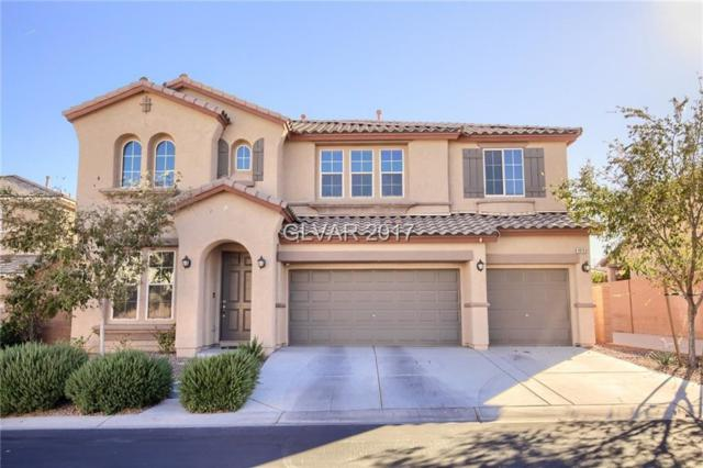 10153 Blue Water Peak, Las Vegas, NV 89166 (MLS #1948074) :: Signature Real Estate Group