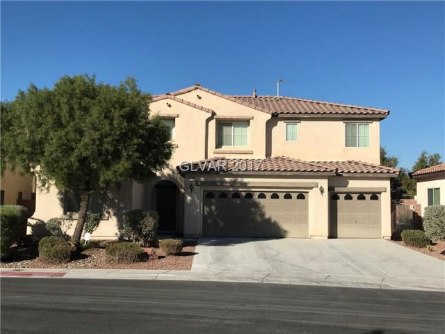 1512 Dragonfly Ranch, North Las Vegas, NV 89081 (MLS #1948101) :: Realty ONE Group