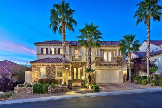 2838 Bellini, Henderson, NV 89052 (MLS #1948380) :: Signature Real Estate Group
