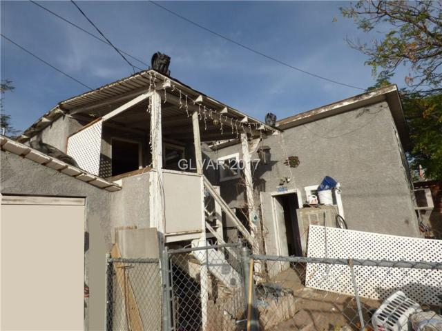 509 Wyoming, Boulder City, NV 89005 (MLS #1948515) :: Signature Real Estate Group