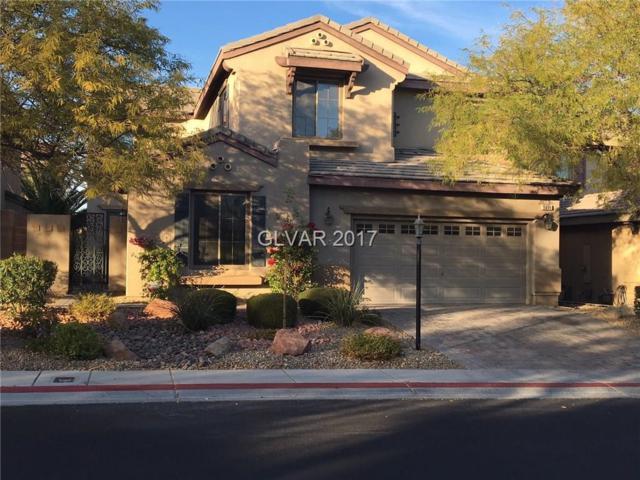 9036 Wolf Dancer, Las Vegas, NV 89143 (MLS #1948636) :: Signature Real Estate Group