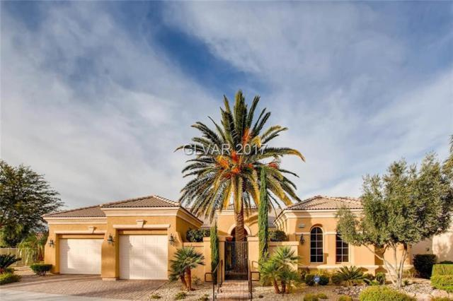 10254 Sofferto, Las Vegas, NV 89135 (MLS #1948674) :: Realty ONE Group