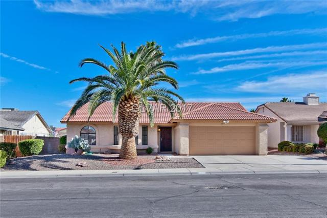 142 Cascade, Henderson, NV 89074 (MLS #1948691) :: Signature Real Estate Group