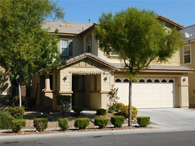 316 Snow Dome, North Las Vegas, NV 89031 (MLS #1948788) :: Realty ONE Group