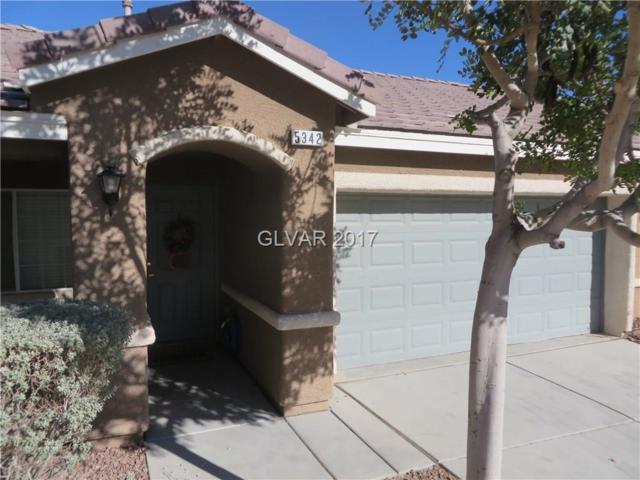 5342 Golden Barrel, Las Vegas, NV 89141 (MLS #1948848) :: Realty ONE Group