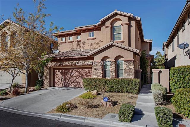 1045 Baronet, Las Vegas, NV 89138 (MLS #1949108) :: Realty ONE Group