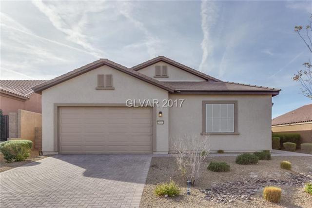 2451 Blair Castle, Henderson, NV 89044 (MLS #1949716) :: Keller Williams Southern Nevada
