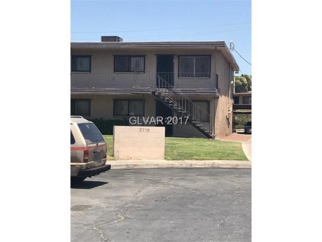 3718 Hazelwood #7, Las Vegas, NV 89169 (MLS #1949761) :: Trish Nash Team