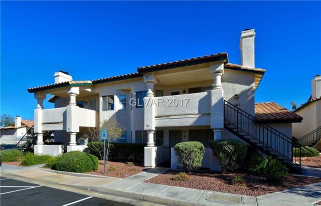 1412 Oak Rock #101, Las Vegas, NV 89128 (MLS #1949962) :: Sennes Squier Realty Group