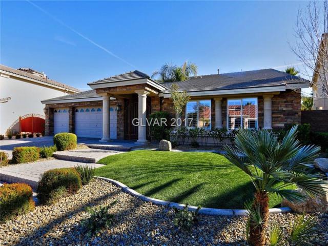 11204 Grants Landing, Las Vegas, NV 89141 (MLS #1950202) :: The Snyder Group at Keller Williams Realty Las Vegas