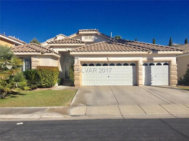 1352 Rolling Sunset, Henderson, NV 89052 (MLS #1950298) :: Signature Real Estate Group