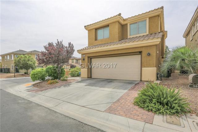 366 Center Green, Las Vegas, NV 89148 (MLS #1950502) :: Realty ONE Group