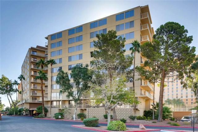 205 Harmon #711, Las Vegas, NV 89169 (MLS #1951095) :: The Snyder Group at Keller Williams Realty Las Vegas