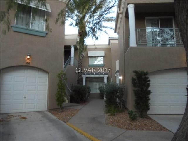 9420 San Laguna #105, Las Vegas, NV 89134 (MLS #1951195) :: Trish Nash Team