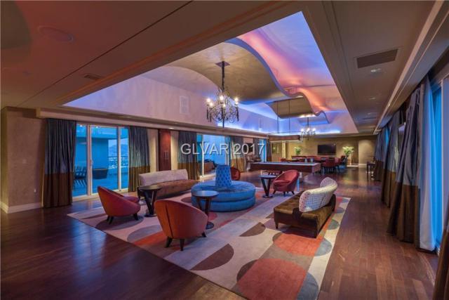 2777 Paradise #3801, Las Vegas, NV 89109 (MLS #1951274) :: Signature Real Estate Group