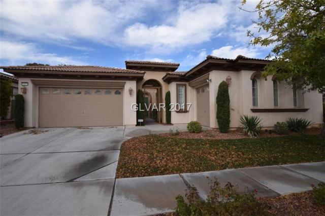 10376 Stanberry, Las Vegas, NV 89135 (MLS #1951304) :: The Snyder Group at Keller Williams Realty Las Vegas