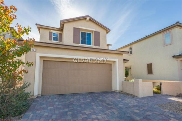1431 Brushback, Henderson, NV 89074 (MLS #1951441) :: The Snyder Group at Keller Williams Realty Las Vegas