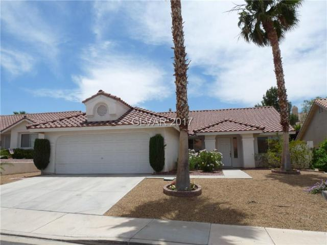 851 Woodtack Cove -, Henderson, NV 89002 (MLS #1951533) :: The Snyder Group at Keller Williams Realty Las Vegas