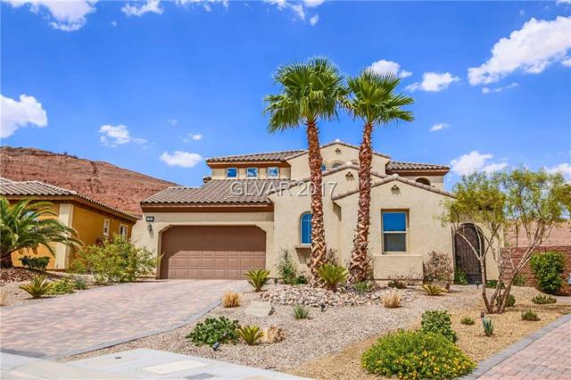 58 Portezza, Henderson, NV 89011 (MLS #1951640) :: Signature Real Estate Group