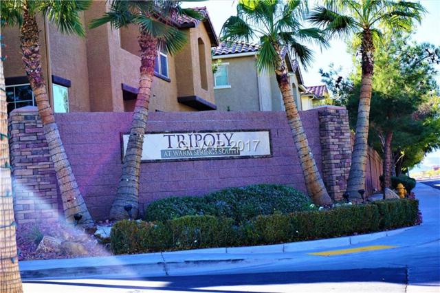 6255 Arby #224, Las Vegas, NV 89118 (MLS #1951771) :: Trish Nash Team