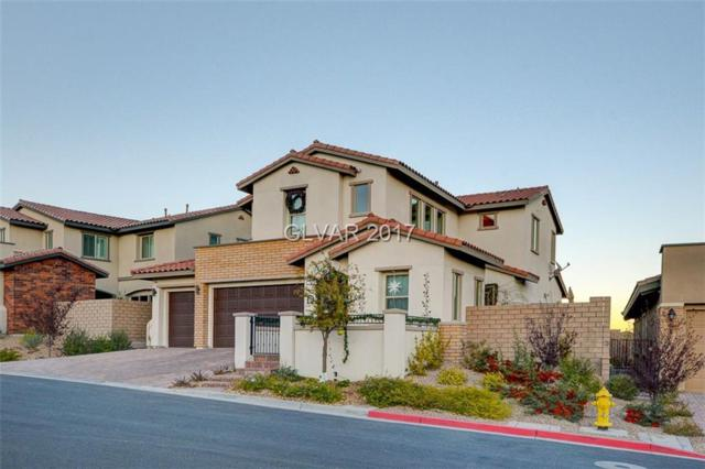 306 Castellari, Las Vegas, NV 89138 (MLS #1951783) :: The Snyder Group at Keller Williams Realty Las Vegas