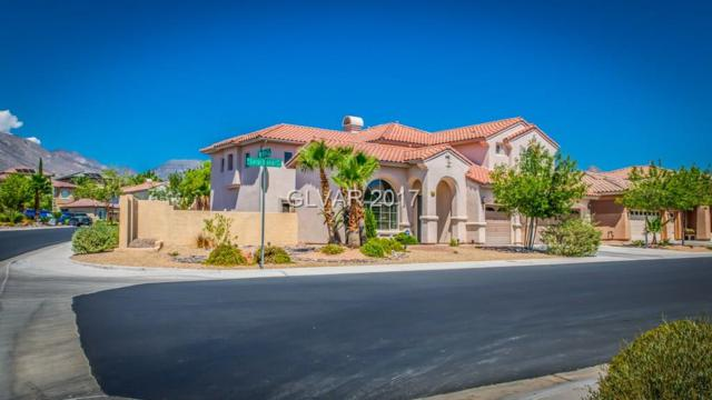 391 Tierras Blancos, Las Vegas, NV 89138 (MLS #1951960) :: The Snyder Group at Keller Williams Realty Las Vegas