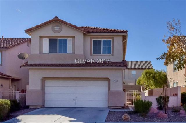 7733 Via Paseo, Las Vegas, NV 89128 (MLS #1951974) :: Signature Real Estate Group