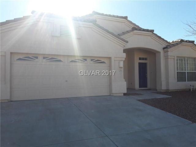 2031 Woodspring, Henderson, NV 89012 (MLS #1952021) :: Signature Real Estate Group