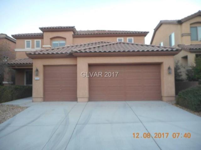 2532 Bechamel, Henderson, NV 89044 (MLS #1952074) :: The Snyder Group at Keller Williams Realty Las Vegas
