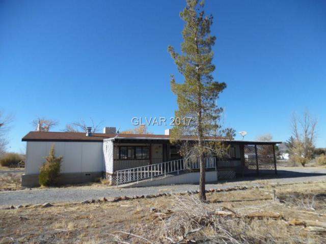 3486 W Basin, Pahrump, NV 89048 (MLS #1952085) :: The Snyder Group at Keller Williams Realty Las Vegas