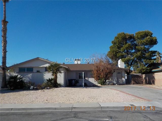 5461 Wilbur, Las Vegas, NV 89119 (MLS #1952159) :: The Snyder Group at Keller Williams Realty Las Vegas