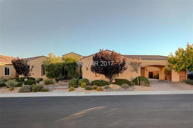 6291 Orto Vaso, Las Vegas, NV 89131 (MLS #1952200) :: The Snyder Group at Keller Williams Realty Las Vegas